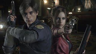 Resident Evil 2 Remake até zera