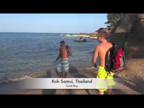 Backpacking Thailand 2013 Part 1