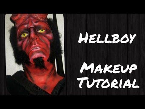 Series Hellboy Makeup