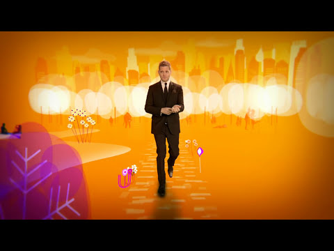 Michael Bublé - You Make Me Feel So Young [Animated Video]