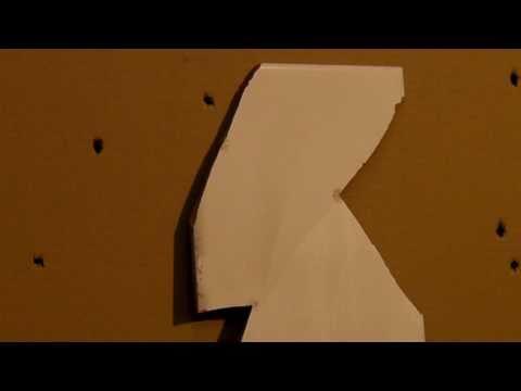 Zoraki R1 K10 rubber bullets revorver. Strzał w cel / shot a target.