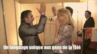 Betisier des NRJ Music Awards, Bloopers, celebrity Awards
