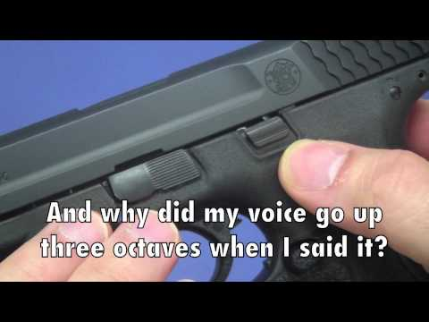 Glock 23 vs. S&W M&P40c - Pt.1: External Features