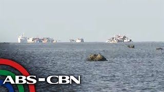 Chinese warship allegedly harass Filipino-crewed vessel in PH waters | ANC