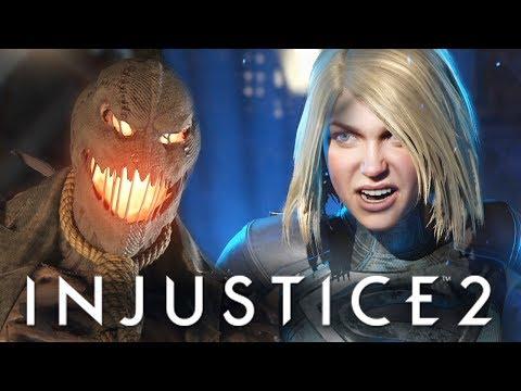 Injustice 2 - БИТВА ПРОТИВ ДЕВУШКИ! КТО КРУЧЕ?