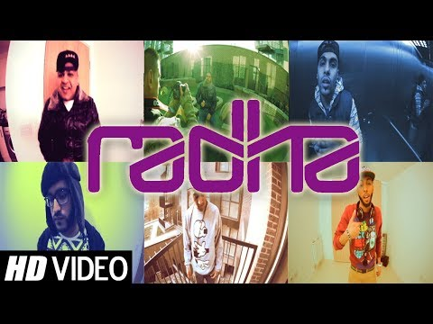 TaZzZ - Radha ft. Kan D Man, Raver (PMG), Raxstar, RKZ & Menis {Official Video}