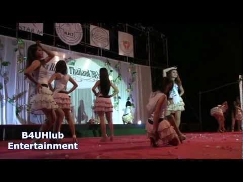 Hmong - Miss Hmong Thailand 2013 Crazy Sexy dance Part 1