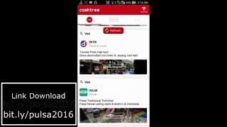 Download lagu Tutorial Cara Mendapatkan Pulsa Gratis 2016 Android - Cashtree gratis