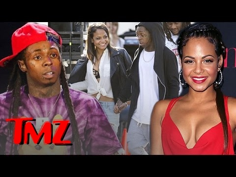 Lil Wayne and Christina Milian — Sorry 4 the Wait … We're Finally Going Public