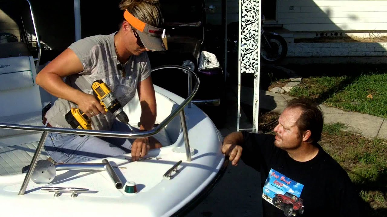 Power Anchor Alternative For Boats Quick Install 386
