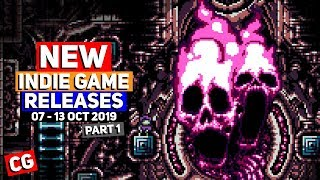 NEW Indie Game Releases: 07 - 13 Oct 2019 – Part 1 (Upcoming Indie Games)