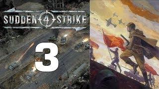 Прохождение Sudden Strike 4 #3 - Сталинградская битва [Кампания за СССР]