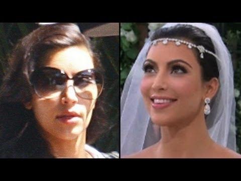 Details From Kim Kardashian 39s Wedding to Kris Humphries