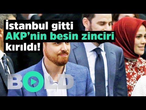 İstanbul gitti AKP'nin besin zinciri kırıldı! Bakın paralar nereye akmış?