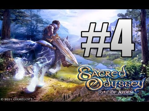 Let's Play Sacred Odyssey: Rise of Ayden - Part 4: Pimped My Horse!