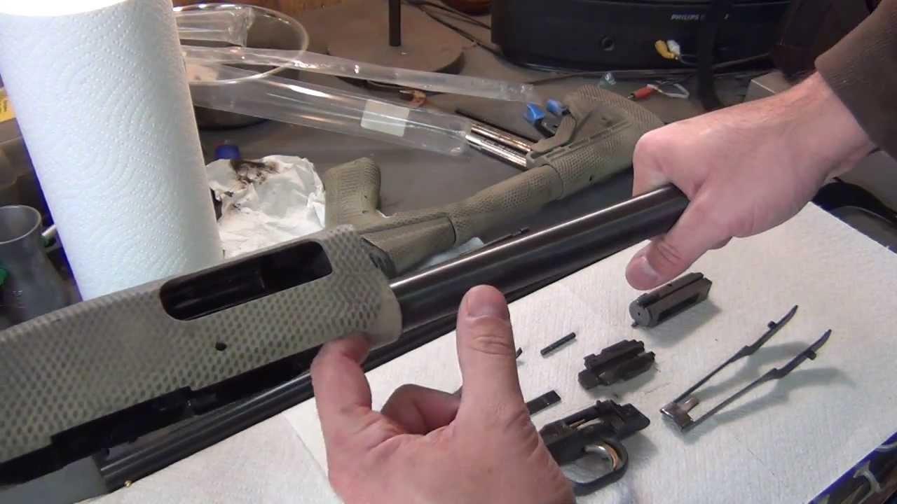 High Capacity Shotgun High Capacity Kit Install