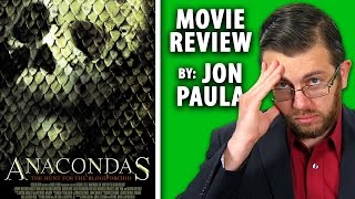 Anacondas - The Hunt For The Blood Orchid -- Movie Review #JPMN
