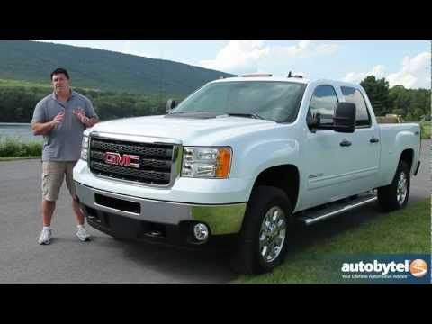 2012 Chevrolet Silverado 2500HD & GMC Sierra 2500HD Truck Review