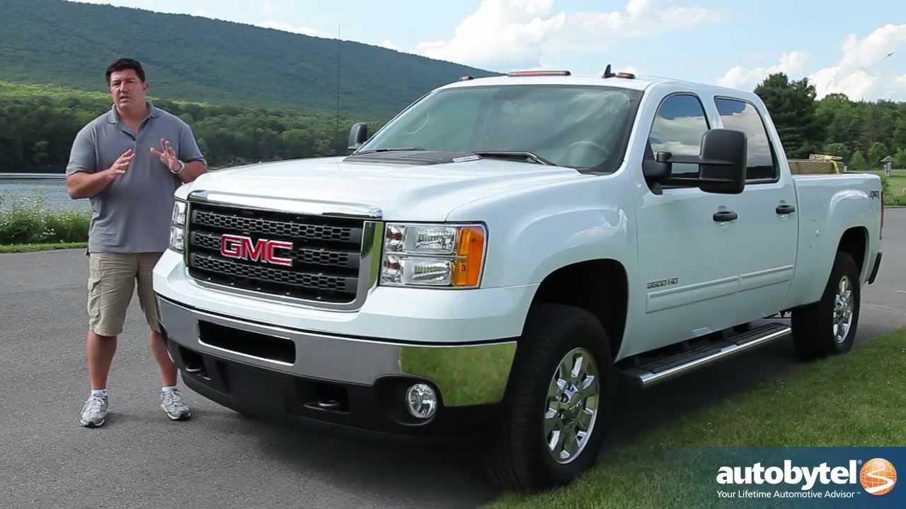 2012 Chevrolet Silverado 2500hd  U0026 Gmc Sierra 2500hd Truck