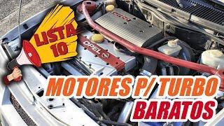 10 MOTORES MAIS BARATOS E CONFIÁVEIS PARA SE TURBINAR (by inscritos)