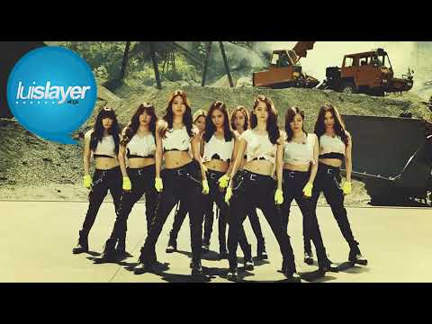Girls' Generation Catch Me If You Can Korean Version With Jessica