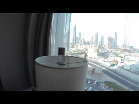 #ParavionLIVE. Cameră la Hotel Taj Dubai, Dubai (2)
