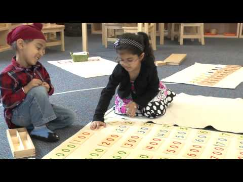 Little Blossom Montessori School Promo