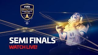 FIFA eWorld Cup 2019™ - Semi Finals - English Audio