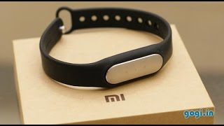 Xiaomi Mi band review - wear it, forget it!