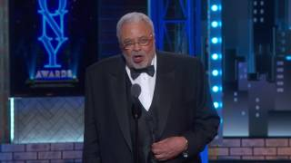 Acceptance Speech: James Earl Jones (2017)