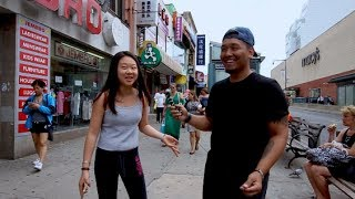 ARE ASIAN GIRLS INTO WHITE GUYS OR BLACK GUYS