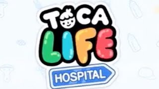 Toca Life: Hospital - iPad app demo for kids - Ellie