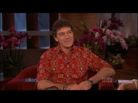 2 Antonio Banderas (Ellen)