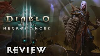 Diablo 3: Rise of the Necromancer - Review