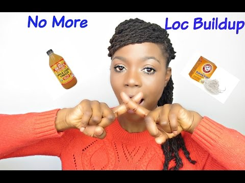 Loc Styling 101 Series:How to Remove Build Up & Lint from Your Locs