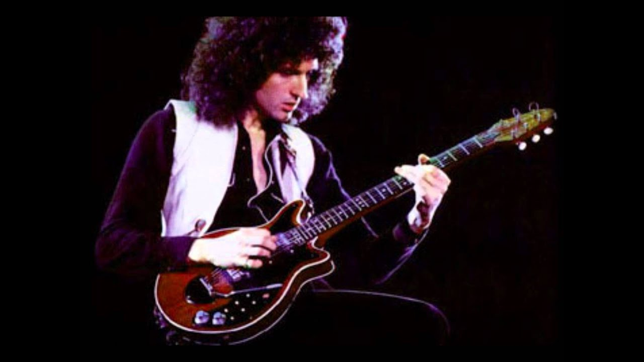 Brian May Killer Queen Isolated YouTube