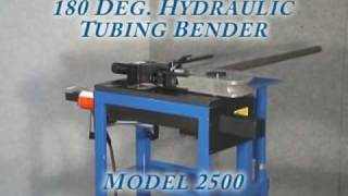 jmr 3 speed manual tube bender