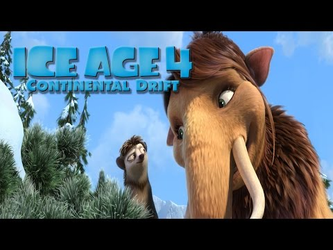 #3 Ice Age 4 Continental Drift Arctic Games - Coconut Slingshot - Game - Gameplay - Movie For Kids