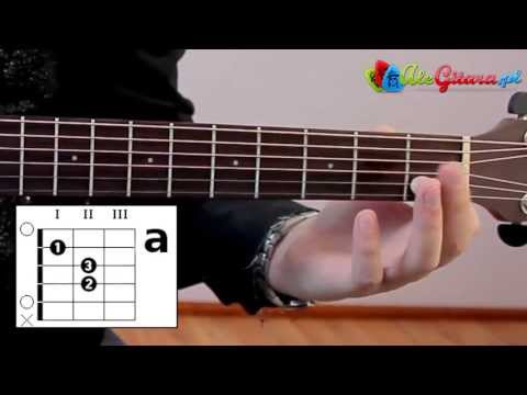 Jak zagrać na gitarze: Kult - Gdy nie ma dzieci | AleGitara.pl