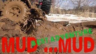 Rc car 4x4 scale MUD jeep defehder luaz axial