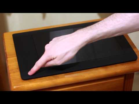 Wacom Intuos 5 Touch - Unboxing