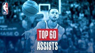 NBA's Top 60 Assists   2018-19 NBA Season   #NBAAssistWeek