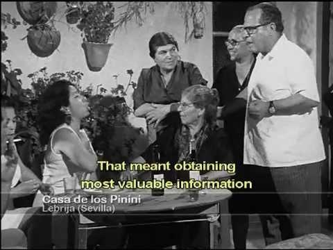 La familia Pinini _ Rito y Geografïa del cante Flamenco _ English subtitles