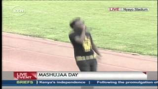 Bahati performs his song