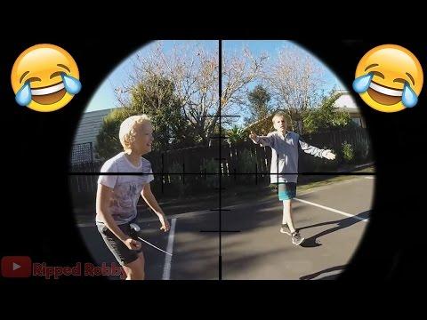 Hilarious Sniper FAIL Montage!!