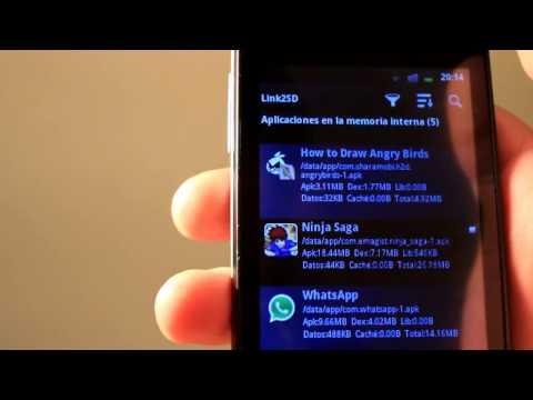 Mover Aplicaciones a la Memoria Externa Micro SD en Android (Root)