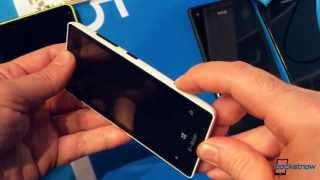 Nokia Lumia 521 First Look