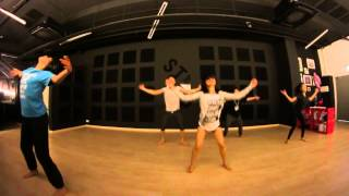 Safe & Sound (Taylor Swift) | Contemporary Dance Class | Step