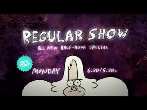 Regular Show - Skips' Story (half Hour Special) Long Preview video