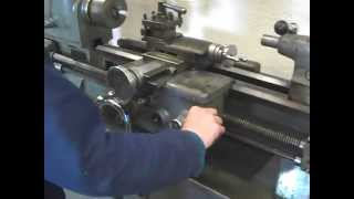 Harrison L5 METAL TURNING LATHE For Sale eBay UK Demo Video